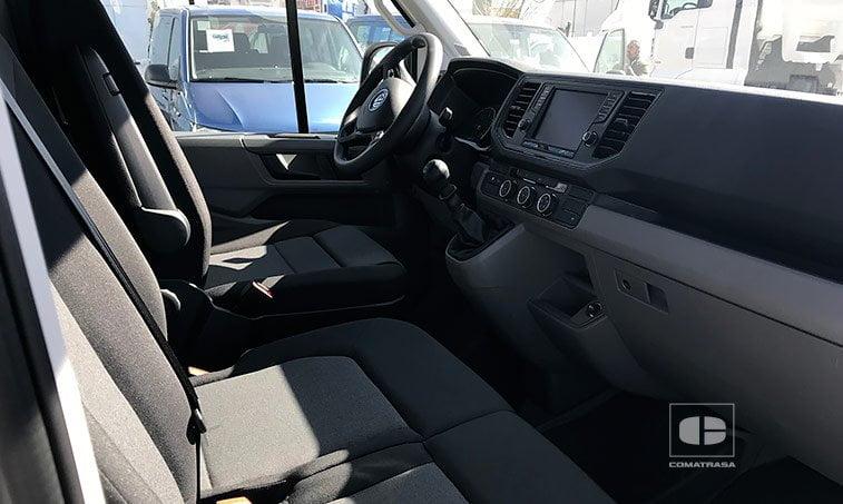 interior VW Crafter 30 Batalla Media L3H2 2.0 TDI 102 CV