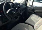 interior VW Crafter 30 2.5 TDI 109 CV Furgón