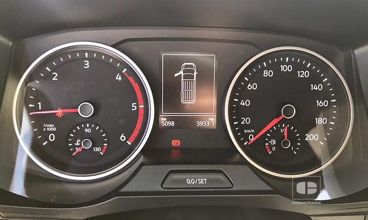 kilómetros VW Crafter 35 L3H2 2.0 TDI 140 CV Furgón 2018