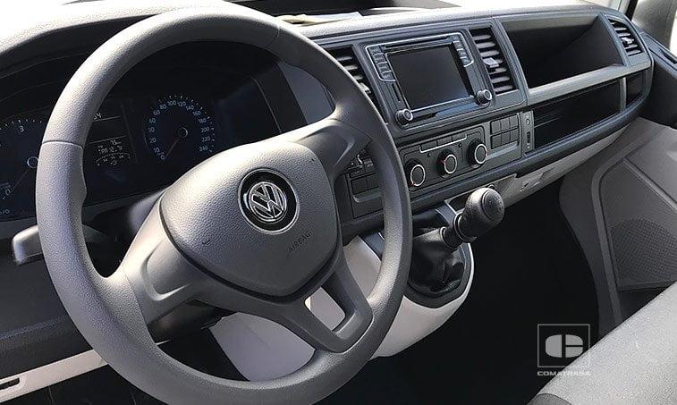 interior VW Transporter BL 2.0 TDI 150 CV Furgón