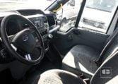 interior Ford Transit 350L 2.4 TDCI Caja Cerrada con Trampilla Elevadora