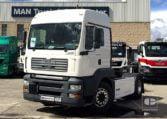 MAN TGA 18430 4X2 BLS Tractora 2005