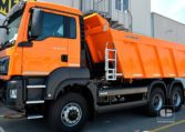 MAN TGS 33360 6x4 BB Meiller Tipper
