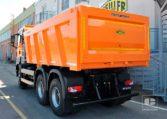 MAN TGS 33360 6x4 BB Meiller Tipper 14 metros cubicos