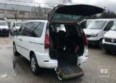 lateral izquierdo Peugeot 807 2.0 HDI 120 CV adaptado discapacitados