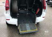 Peugeot 807 2.0 HDI 120 CV rampa trasera discapacitados