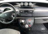 interior Peugeot 807 2.0 HDI 120 CV adaptado discapacitados