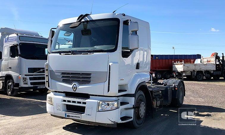 Renault 410.18T DXI Premium Cabeza Tractora