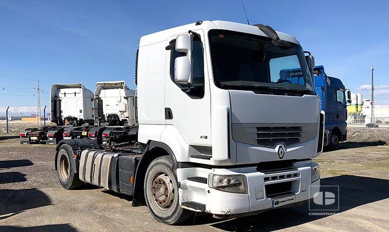 Renault 410.18T DXI Premium Cabeza Tractora 2010