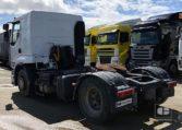 lateral izquierdo Renault 410.18T DXI Premium Cabeza Tractora