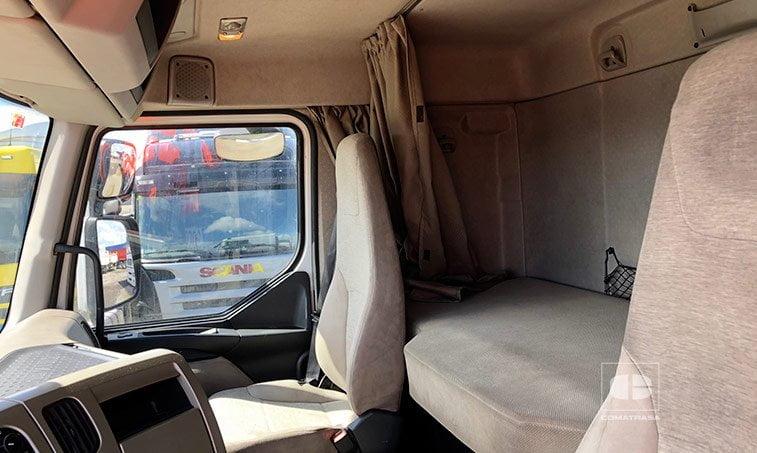 cabina Renault 410.18T DXI Premium Cabeza Tractora