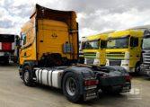 lateral izquierdo Scania G400 LA 4x2 MNA Cabeza Tractora