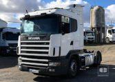 SCANIA R 124 L Cabeza Tractora
