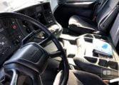 interior SCANIA R 124 L Cabeza Tractora