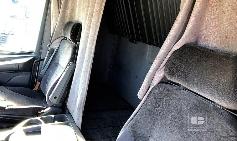 cabina SCANIA R 124 L Cabeza Tractora
