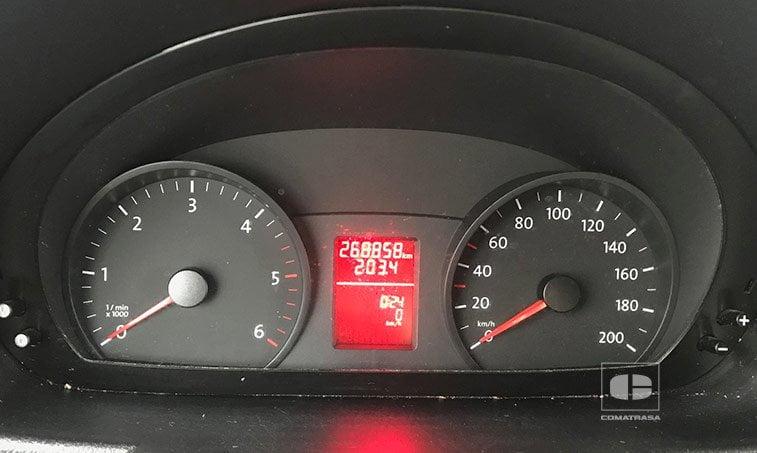 kilómetros VW Crafter 2.0 TDI 136 CV