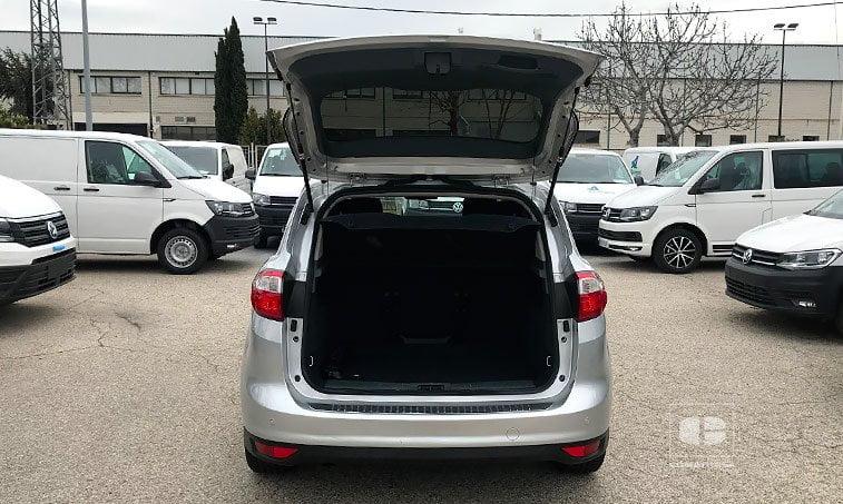 maletero Ford C-Max 1.6 TDCI 115 CV 2012