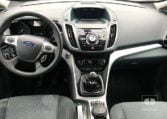 interior Ford C-Max 1.6 TDCI 115 CV 2012