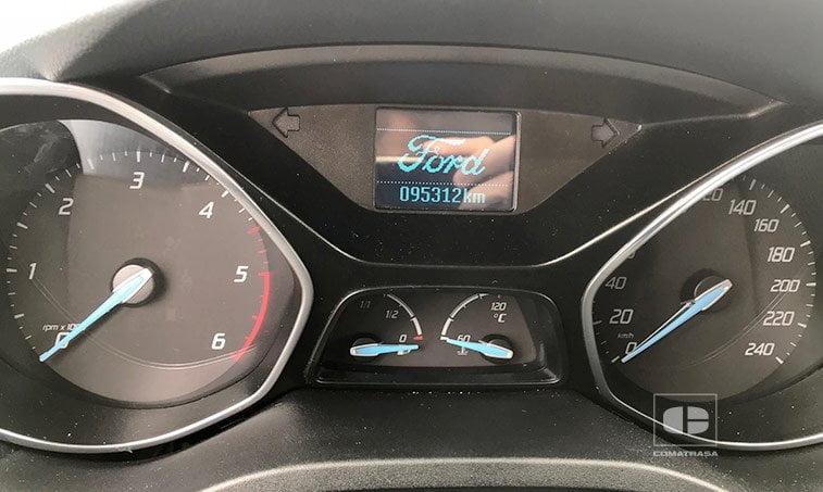 kilómetros Ford C-Max 1.6 TDCI 115 CV 2012