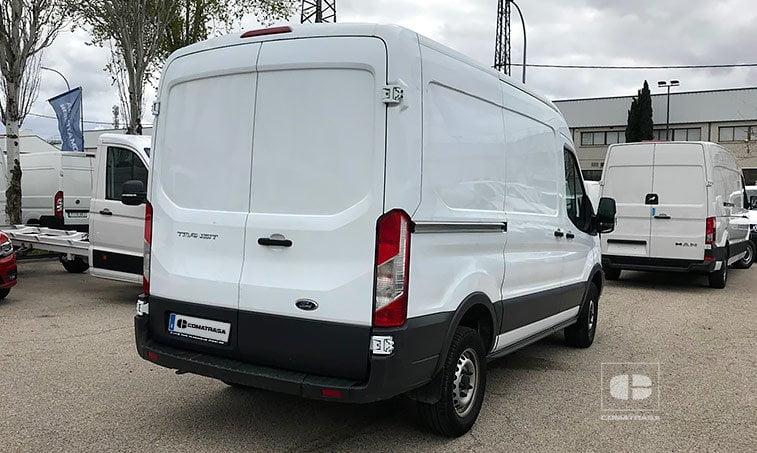 lateral derecho Ford Transit 350 2.2 TDCI 100 CV (2014)
