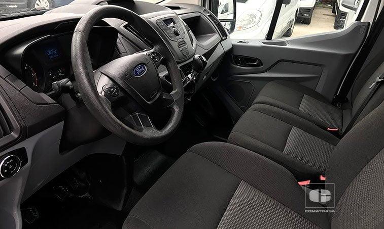 asientos Ford Transit 350 2.2 TDCI 100 CV (2014)