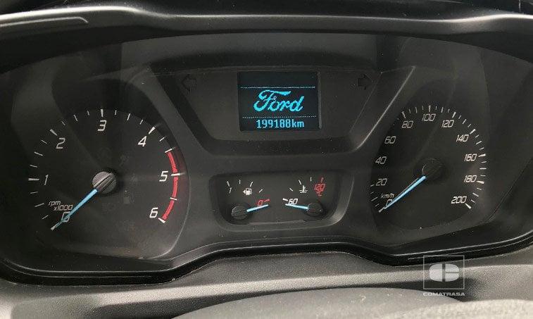 kilómetros Ford Transit 350 2.2 TDCI 100 CV (2014)