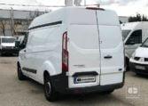 lateral izquierdo Ford Transit Custom Van 290 2.2 TDCI 105 CV