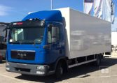MAN TGL 12180 4x2 BB Camión con trampilla elevadora