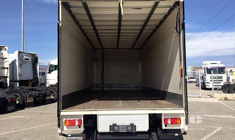 MAN TGL 12180 4x2 BB zona de carga