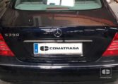 maletero Mercedes-Benz S350 245 CV Berlina