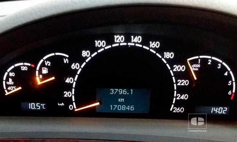 kilómetros Mercedes-Benz S350 245 CV Berlina