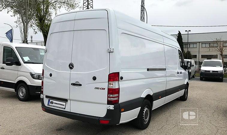 lateral derecho Mercedes-Benz Sprinter 315 CDI Largo 2.2 150 CV