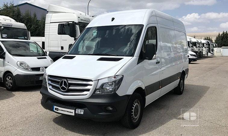Mercedes-Benz Sprinter 316 2.2 CDI 130 CV Techo Elevado
