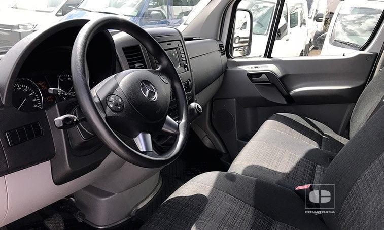 interior Mercedes-Benz Sprinter 316 2.2 CDI 130 CV Techo Elevado