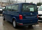 lateral izquierdo VW Caravelle Trendline 2.0 TDI 114 CV Batalla Larga 2018
