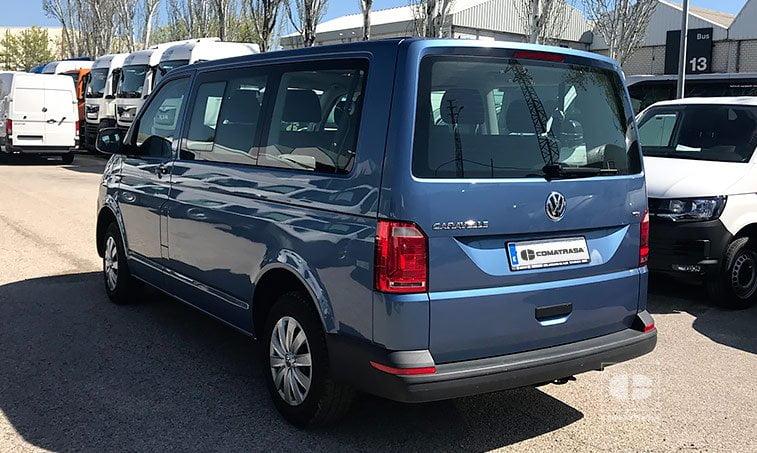 lateral izquierdo VW Caravelle Trendline Cambio DSG 2.0 TDI 150 CV