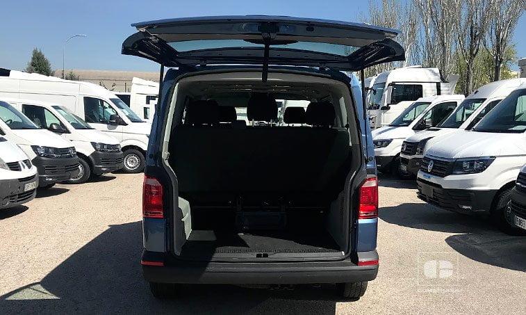 maletero VW Caravelle Trendline Cambio DSG 2.0 TDI 150 CV