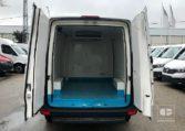 zona de carga VW Crafter 2.0 TDI 109 CV (2013) Furgón equipo frío