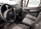 interior VW Crafter 2.0 TDI 109 CV (2013) Furgón equipo frío