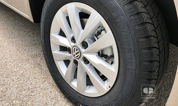 llantas Clayton VW Multivan The Original 2.0 TDI 150 CV DSG 2018