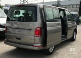 lateral derecho VW Multivan The Original 2.0 TDI 150 CV DSG 2018