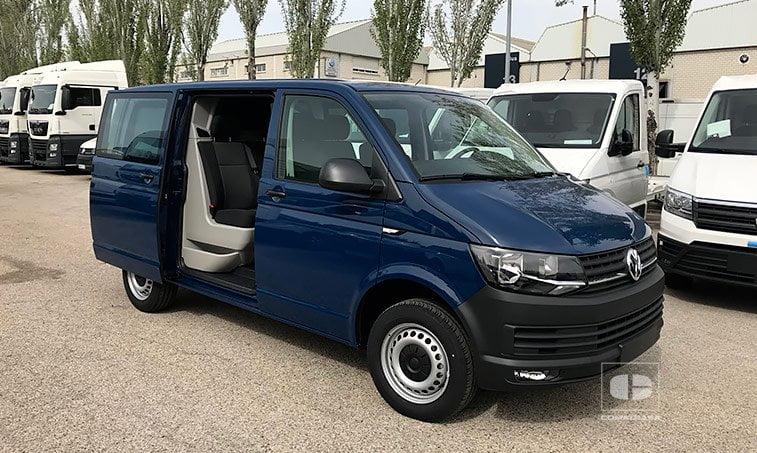 Volkswagen Transporter T6 Mixto Plus 2.0 TDI 102 CV 2018