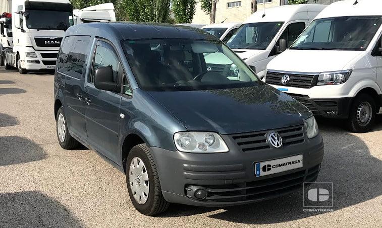 Volkswagen Caddy 1.9 TDI 105 CV Mixto 5 plazas 2005