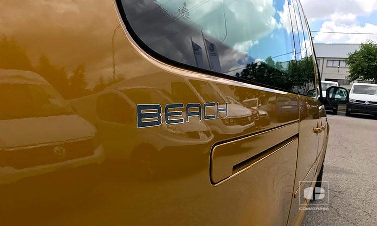 logo VW Caddy Maxi Beach 2.0 TDI 102 CV