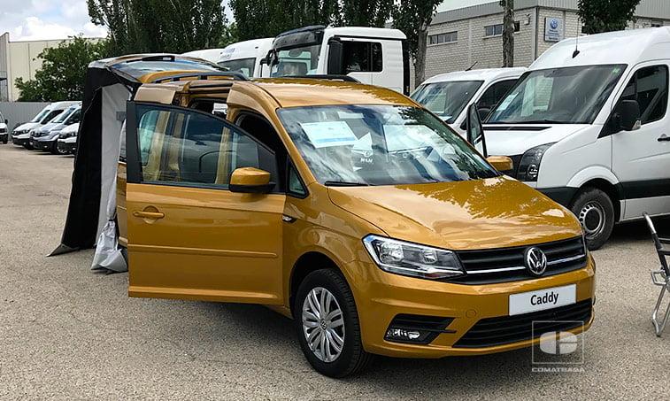 Volkswagen Caddy Maxi Beach 2.0 TDI 102 CV