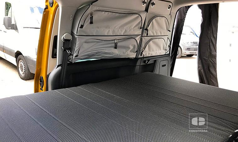 cama Volkswagen Caddy Maxi Beach 2.0 TDI 102 CV