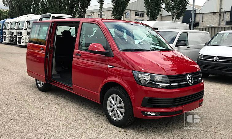 Volkswagen Caravelle 2.0 TDI 114 CV Mixto Adaptable 2018