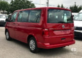 lateral izquierdo VW Caravelle 2.0 TDI 114 CV Mixto Adaptable 2018