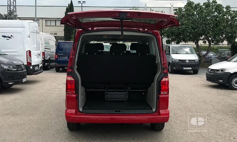 maletero VW Caravelle 2.0 TDI 114 CV Mixto Adaptable 2018