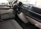 interior Volkswagen Caravelle 2.0 TDI 114 CV Mixto Adaptable 2018